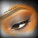 Dark Brown Smokey