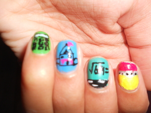 School Nails http://superbeautyguru.hostei.com