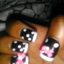polka dot & bows