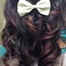 wavy hair!