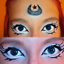 Easy anime eye/ Sailor Moon