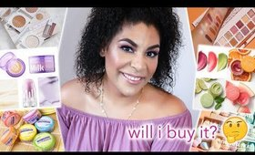 WILL I BUY IT? NEW MAKEUP RELEASES MAC, COLOURPOP, OFRA, BENEFIT + MORE  | queencarlene