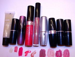 Mostly Avon Neutral Lip Colors