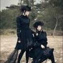 Lolita goth