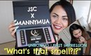 UNBOXING + FIRST IMPRESSIONS | JSCXMANNYMUA