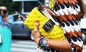 Nail Polish Inspiration from Fashion Week