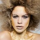 Golden Afro