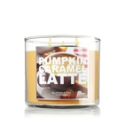 Bath & Body Works Pumpkin Caramel Latte
