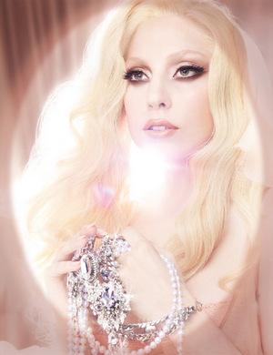 Lady Gaga for Viva Glam