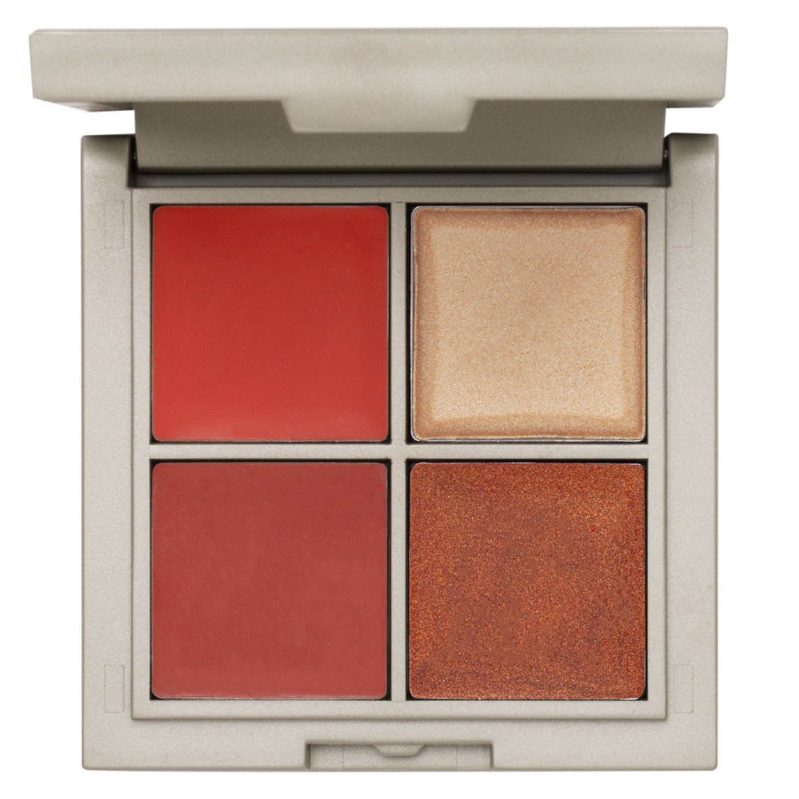 ILIA Summer Essential Face Palette product swatch.