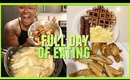 A Full Day of Eating | I TRIED A COPY CAT WING STOP RECIPE...AND THIS IS WHAT HAPPENED.