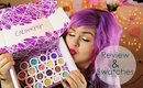 ColourPop Cosmetics Haul, Review and Swatches
