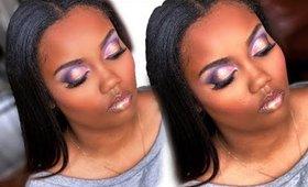 SPRING IS HERE! FULL TUTORIAL|Doing someones makeup|darbiedaymua