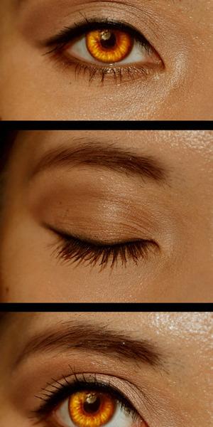 Alice Cullen replica makeup