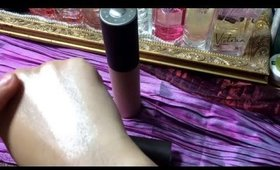 Review on the becca's shimmering skin perfecter and how to use it.