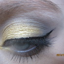 Bold New Years Makeup