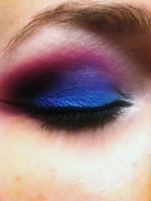 my makeup todayyy.