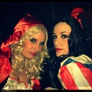 Red riding hood & Snow White