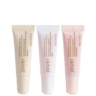 Jouer Cosmetics Essential Lip Enhancer Sweet Deluxe Trio