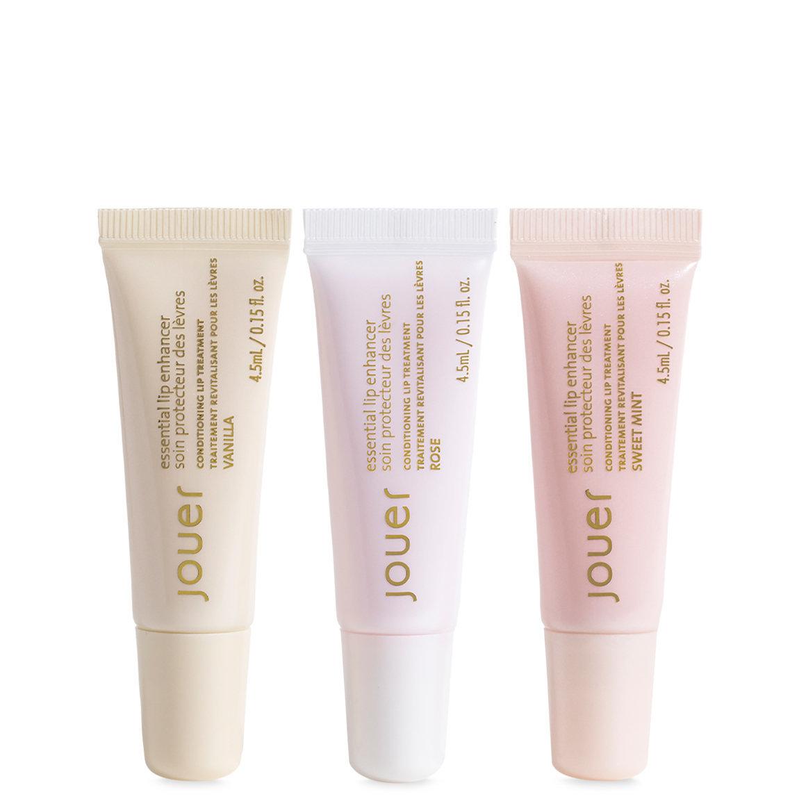 Jouer Cosmetics Essential Lip Enhancer Sweet Deluxe Trio alternative view 1 - product swatch.