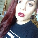 Red lippiesss