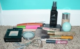 Updated Everyday Makeup Routine Feburary 2013
