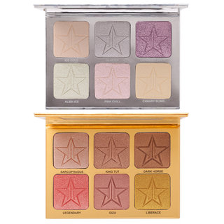Jeffree Star Cosmetics Skin Frost Pro Palette Bundle