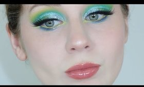 BH Take Me Back To Brazil Tropical Makeup Tutorial 2020 | Lillee Jean