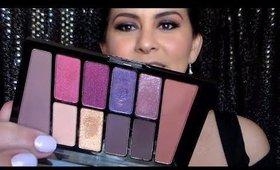 Wet n Wild  V.I.Purple palette/Maquillaje paso a paso