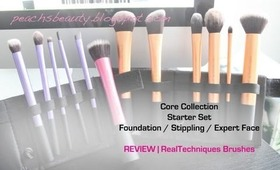 REVIEW   RealTechniques Brushes by Samantha Chapman