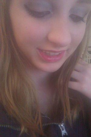 Holiday makeup!