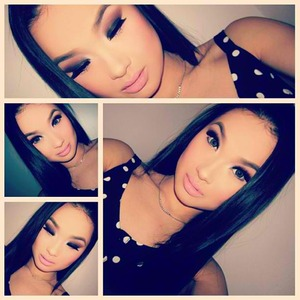 The gorgeous Lien Jae in our Roxy lashes! xx