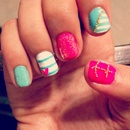 Microbead Sailor Nails