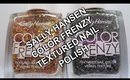 REVIEW W/SWATCHES: SALLY HANSEN COLOR FRENZY TEXTURED NAIL POLISH