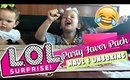 LOL SURPRISE PARTY FAVOR PACK UNBOXING WITH MARIN | Briddy Nicole