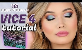 URBAN DECAY Vice 4 Palette.. FIVE YEARS LATER!! Makeup Tutorial