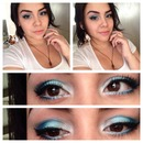 MOTD teal and turquoise
