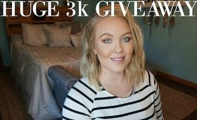 HUGE MAKEUP GIVEAWAY   KYLIE COSMETICS, JOUER AND MORE