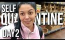 Self Quarantined Day 1 Vlog : Shop With Me in Los Angeles