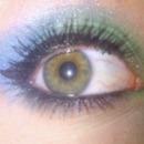 Summer Eye Makeup Ehhe
