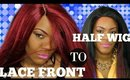 ZURY ANTRA | TURN HALF WIGS INTO LACE FRONT WIGS