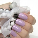 Pastel Purple & Pearls