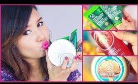 The Body Shop Haul | Sonal Sagaraya