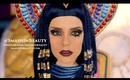 Katy Perry Dark Horse Official Music Video Makeup Tutorial