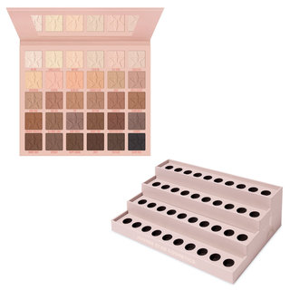 Orgy Palette (+ Orgy Velour Liquid Lipstick Makeup Display Bonus)