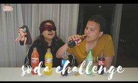Soda Challenge | The Vanitydoll