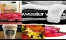 ❋ Sweater Weather Tag! ❋