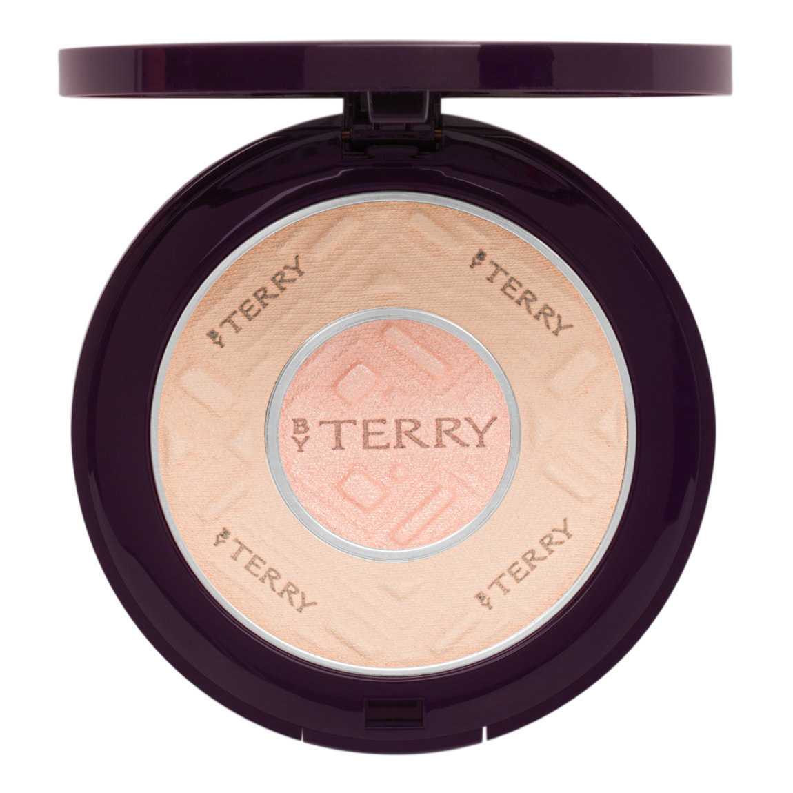 BY TERRY Compact-Expert Dual Powder 1 Ivory Fair product smear.