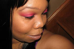 Hot Pink Eyes, July 2011