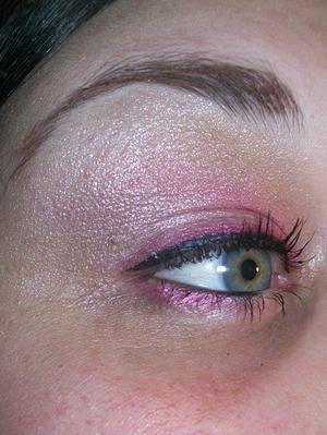 Urban Decay eyeshadows - Woodstock, zephyer, & Verve